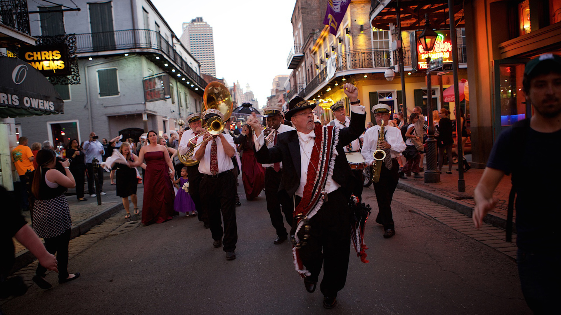 The Storyville Stompers, New Orleans 2014